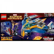 LEGO® Marvel Super Heroes 76021 Milano Spaceship Rescue Guardians Of The Galaxy
