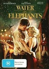 WATER FOR ELEPHANTS-Reese Witherspoon, Robert Pattinson-Region 4-New AND Sealed