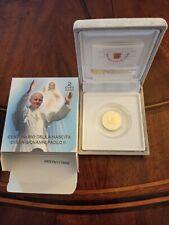 Vaticano 2020 2 Euro Proof fondo specchio 100° Nascita Papa Giovanni Paolo II