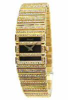 Piaget Ladies Polo 18k Yellow Gold Diamond Quartz Watch 8131 C 701