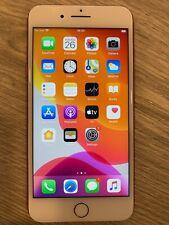 Apple iPhone 7 Plus 128gb Red * Rosso * Usato Ottime Condizioni * Sbloccato