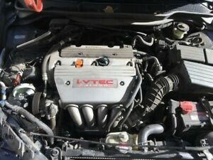 honda accord engine breaking k24 a3  parts only