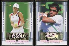2013 Ace Authentic Signature Series Tennis AUTO - JANKO TIPSAREVIC  (#4/5)