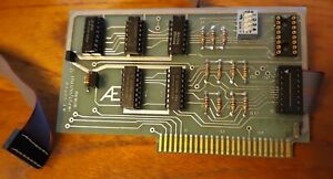 Applied Engineering AE Super Input/Output Board for Apple II Plus, IIe Computers