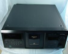 New listing Sony Cdp-Cx455 400 Cd Mega Storage Changer - New Belts - no Remote - Works Great