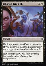 2x Liliana's Triumph | NM/M | War of the Spark | Magic MTG