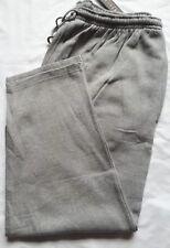 "New 2XL Perfect Collection Grey Jog Pants  29"" Inside Leg"