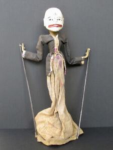 Vintage Marionnette Wayang Golek, Java Indonésie