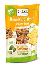 Bio Käse Snack 10 x 110 g Beutel Dr. Karg 1 kg/14,45 ? g1