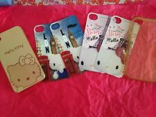 Lot de 2 coques Hello Kitty Apple IPhone 4
