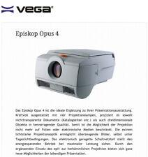 Vega Opus 4 Direct Projector Antiskop Episkop Paxiscope Medium Plus DP 30