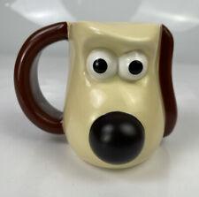 More details for original pg tips gromit mug nose changes colour tm aardman 2005