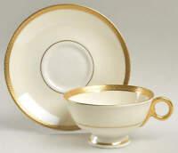 Haviland Milford Cup & Saucer 193724