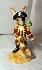 2003 Royal Doulton Bunnykins Pirate Shipmates Collection Figurine Db 321 Bunny