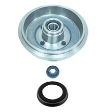 FORD FUSION 2002-2012 REAR 1 BRAKE DRUM + FITTED WHEEL BEARING HUB NUT ABS RING
