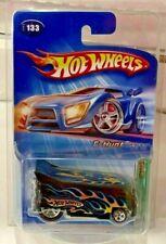Hot Wheels 2005 Treasure Hunt Volkswagen Customized VW Drag Bus #13 4 pc Voucher