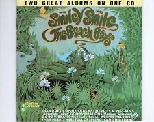 CDTHE BEACH BOYSsmiley smile / wild honeyEX 1990 (R2728)