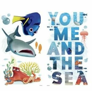 Finding Dory And Friends Peel And Stick Wall Decals by Roommates