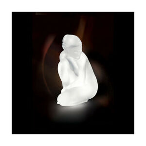 GENUINE LALIQUE Venus Roman Goddess Nude Sculpture Clear Crystal (1194300)