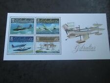 GIBRALTAR 2010 Aviation Centenaries mini sheet SG 1369 MNH