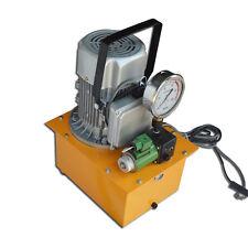 110v Electric Hydraulic Pump Power Pack075kw Single Oil Circuit10kpsi