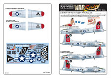 kits-world DECALS 1/72 BOEING B-17G Flying Fortress #72175