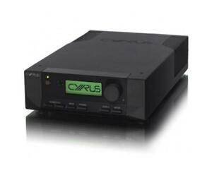 Cyrus 6 DAC Integrated Amplifier with Digital Inputs