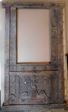 Antique wooden Carved Islamic Door European Moroccan 17th 18th century mosque