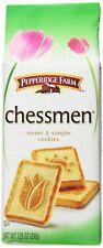 Pepperidge Farm Chessmen Cookies, 7.25 Ounce (Pack of 12)