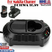 DC10WA 10.8V 12V BL1014 attery Charger for Makita Lithium Battery DC10WB DF030D