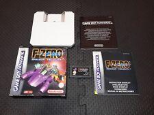 F-Zero : Maximum Velocity (Nintendo Game Boy Advance)
