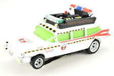 Auto World 4-Gear Ghostbusters Slimed Ecto-1 1:64 / HO Scale Slot Car