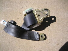 1997-2001 Toyota Camry Right Rear (Behind front Passenger) Seat Belt, BROWN ,OEM