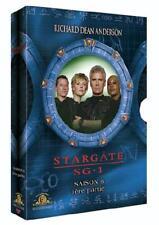 Stargate SG-1 Saison 6 1ère partie COFFRET DVD NEUF SOUS BLISTER