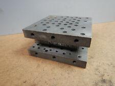 Older Machinist Setup Block Grinding Milling Jig Fixture Tooling Lot Ae48O