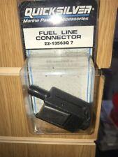 Mercury Mariner 8mm Fuel Connector 22-13563q3