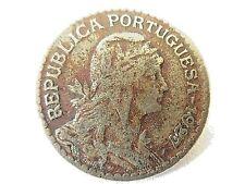 1927 REPUBLICA  PORTUGUESA-1 ESCUDO  ..#4.23/6