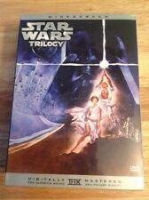 Star Wars Trilogy (DVD,2005, 3-Disc,Widescreen Limited Edition)NEW Authentic US
