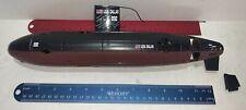 New ListingUss Dallas Rc Sub Motorworks Remote Control Submarine for parts no control