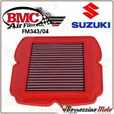 FILTRO DE AIRE DEPORTIVO BMC LAVABLE FM343/04 HONDA SV 650 S 2003> 03