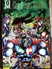 Capitan Italia n°0 1996 ed. DOWN COMIX   [SP3]