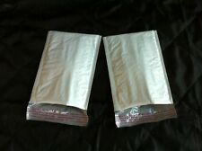 300 4x8 #000 Poly Bubble Padded Envelopes Mailers 4 x 8