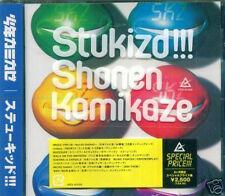 Shonen Kamikaze - Stukizd !!! - Japan CD - NEW J-POP