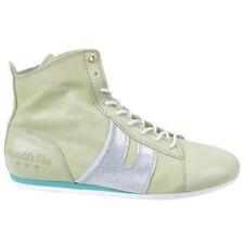 Zapatillas deportivas de mujer de piel talla 38
