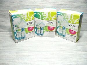 OLAY FRESH EFFECTS Va Va Vivid Powered Contour Face Facial CLEANSING SYSTEM