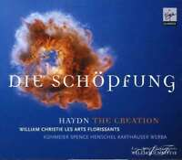 William Christie/Les Arts Flor - Haydn: Die Schopfung Neue CD