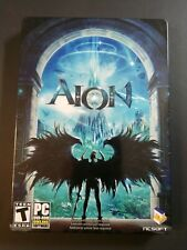 AION for PC DVD-ROM Online 2009 Video Game w/ Manual