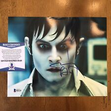 Johnny Depp Signed Autographed 8x10 Photo BAS Beckett COA