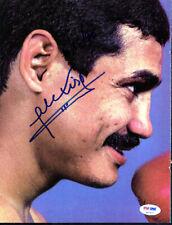 Alexis Arguello Autographed Signed Magazine Page Photo PSA/DNA COA S47437