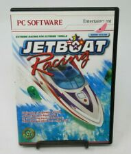 JETBOAT RACING PC CD-ROM GAME FOR WINDOWS 98, EXTREME RACING, GLOBAL STAR, VNTG